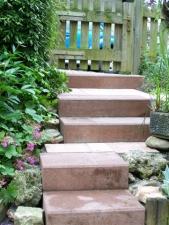Stufen in Maßanfertigung